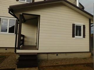 Дом, площадью 155 кв.м