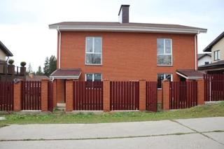 Дом, площадью 124 кв.м