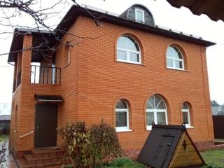 Дом, площадью 160 кв.м