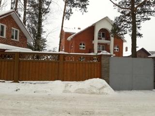 Дом, площадью 640 кв.м
