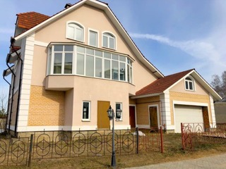 Дом, площадью 450 кв.м