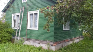 Дом, площадью 54 кв.м