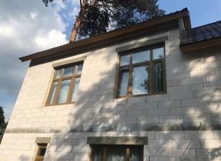 Дом, площадью 166 кв.м