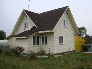 Дом, площадью 100 кв.м