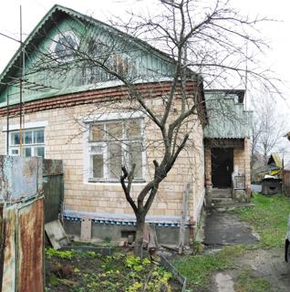 Дом, площадью 62 кв.м