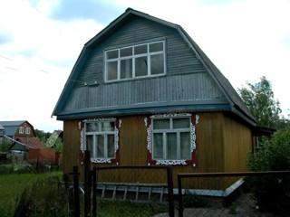 Дом, площадью 60 кв.м