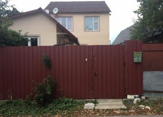 Дом, площадью 123 кв.м