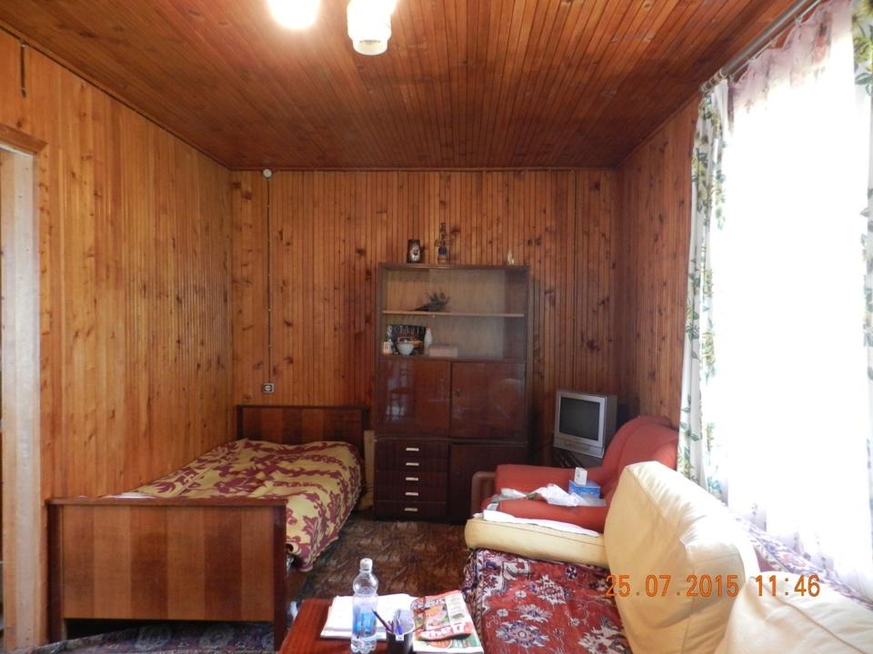 Продается дом, площадью 54.30 кв.м. Московская область, Наро-Фоминский район, деревня Шапкино, территория СНТ Вертолетчик