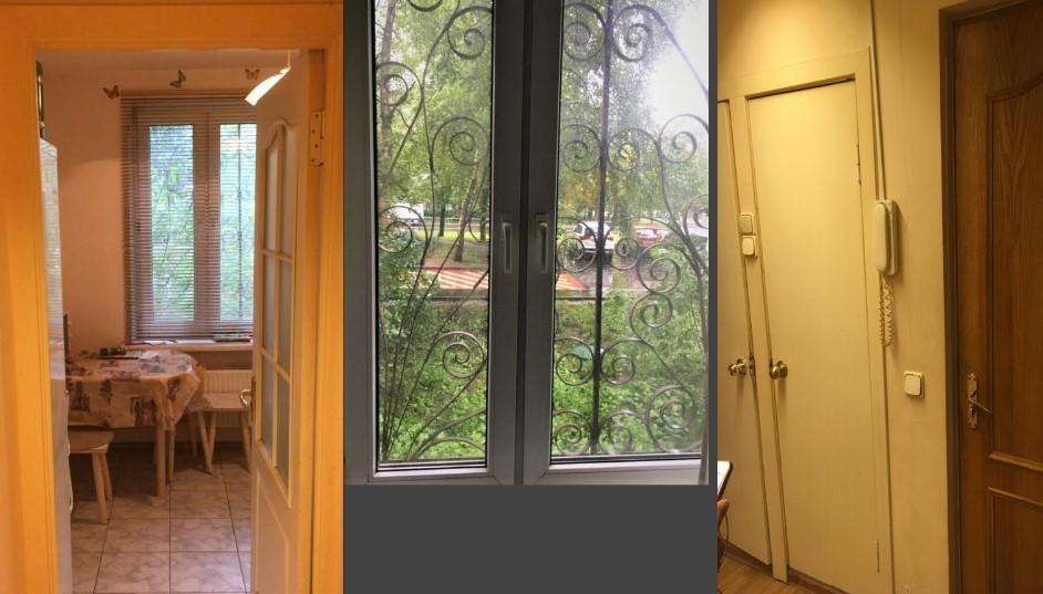 Продается 1-комнатная квартира, площадью 13.00 кв.м. Москва, улица Смольная, дом 65