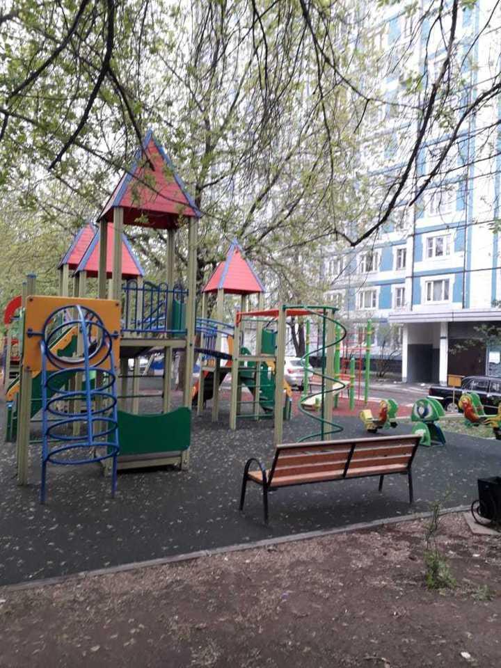 Продается 1-комнатная квартира, площадью 18.90 кв.м. Москва, улица Ферганская, дом 11к3