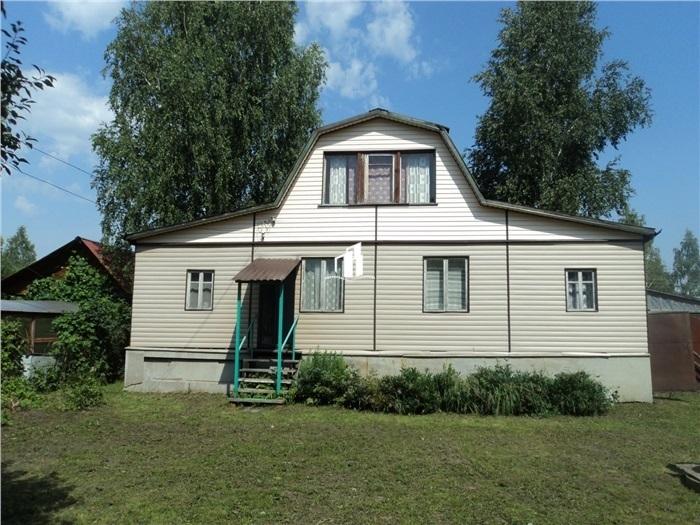 Продается дом, площадью 60.00 кв.м. Московская область, Егорьевский городской округ, рабочий поселок Рязановский