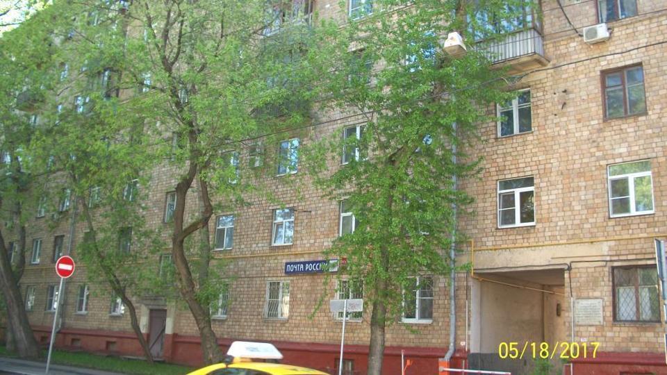 Продается 1-комнатная квартира, площадью 34.00 кв.м. Москва, улица Александра Солженицына, дом 24