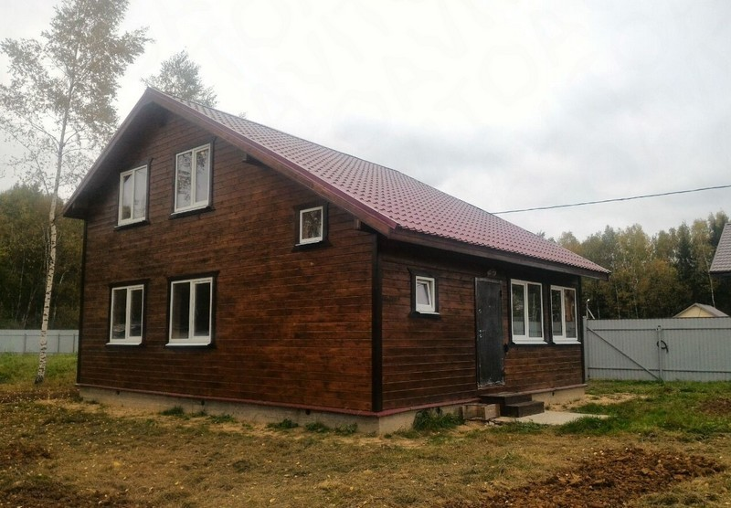 Продается дом, площадью 130.00 кв.м. Московская область, Наро-Фоминский район, деревня Васильчиново