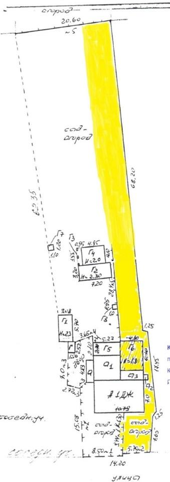 Продается дом, площадью 75.00 кв.м. Московская область, Серпуховский район, деревня Подмоклово