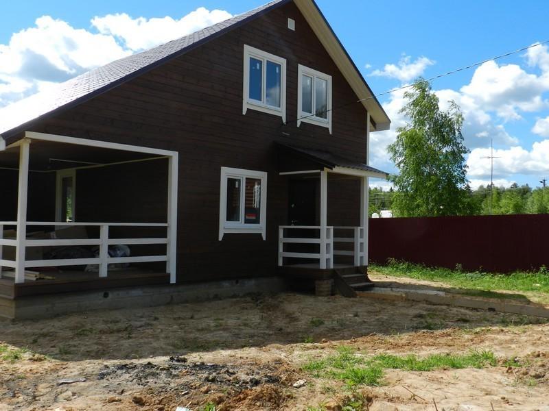 Продается дом, площадью 140.00 кв.м. Московская область, Наро-Фоминский городской округ, деревня Новинское