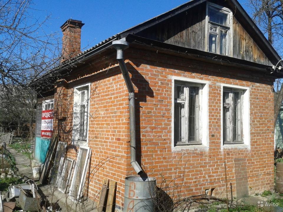 Продается дом, площадью 35.00 кв.м. Московская область, город Серпухов, улица Осенняя