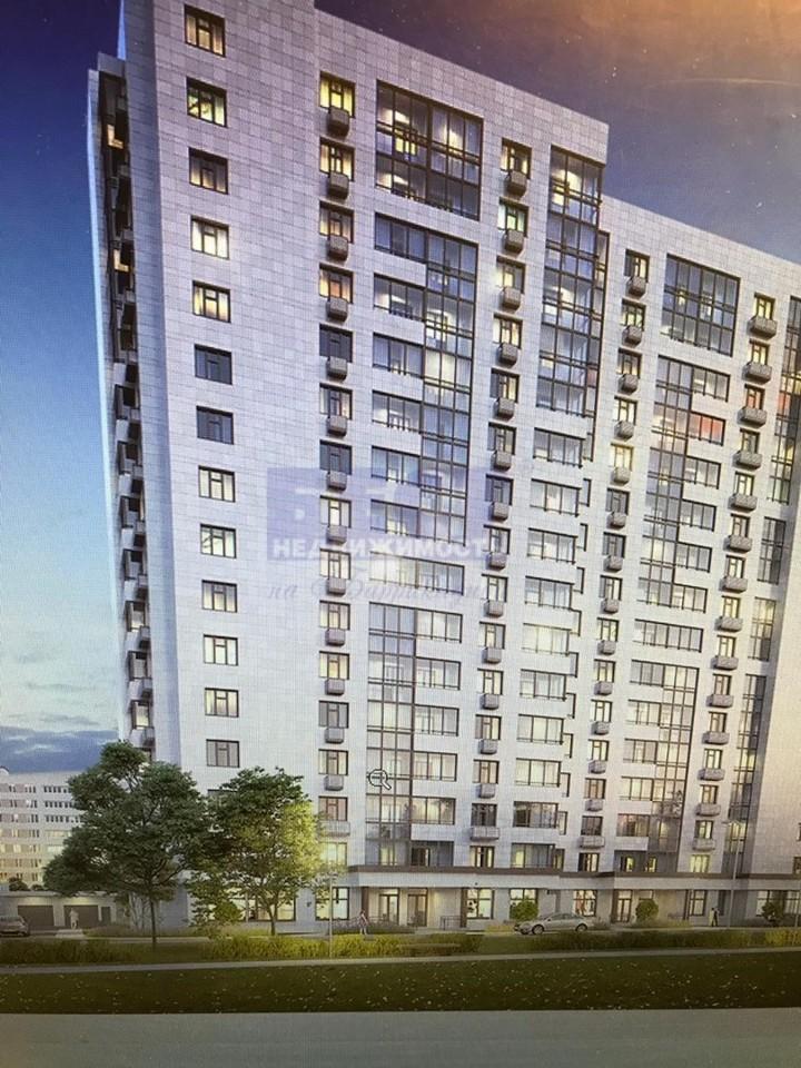 Продается 1-комнатная квартира, площадью 39.50 кв.м. Москва, улица Федора Полетаева, дом 15А
