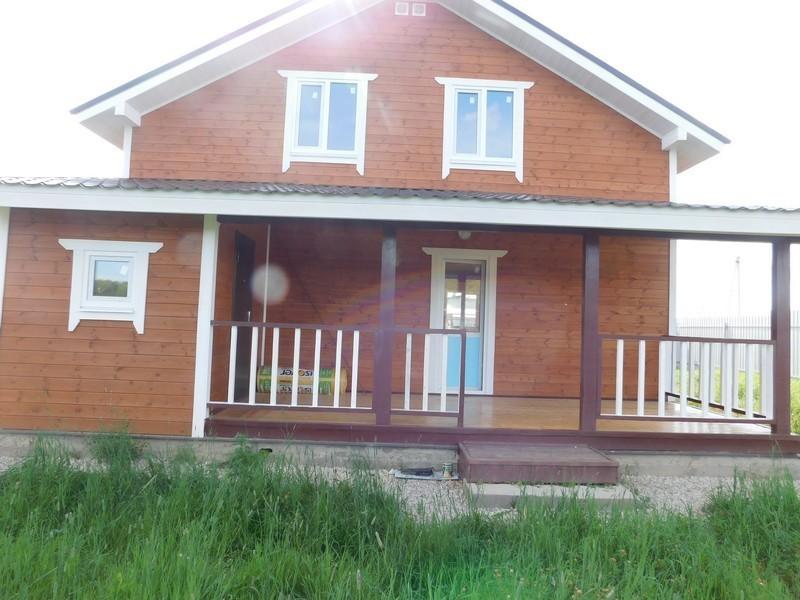 Продается дом, площадью 150.00 кв.м. Московская область, Наро-Фоминский район, деревня Шапкино