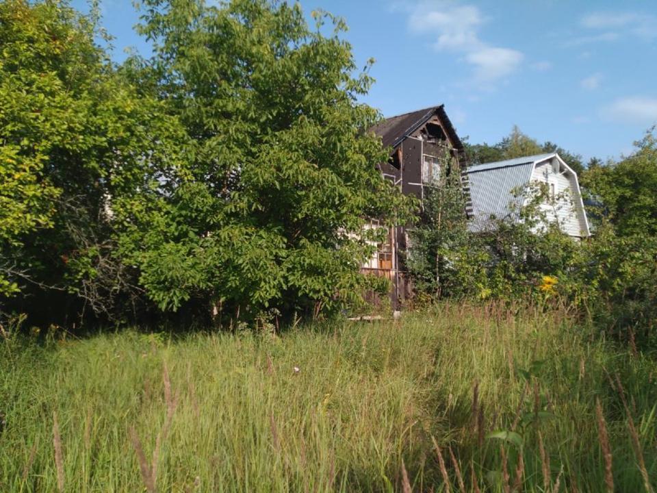 Продается дом, площадью 25.00 кв.м. Московская область, Луховицкий район, поселок Красная Пойма