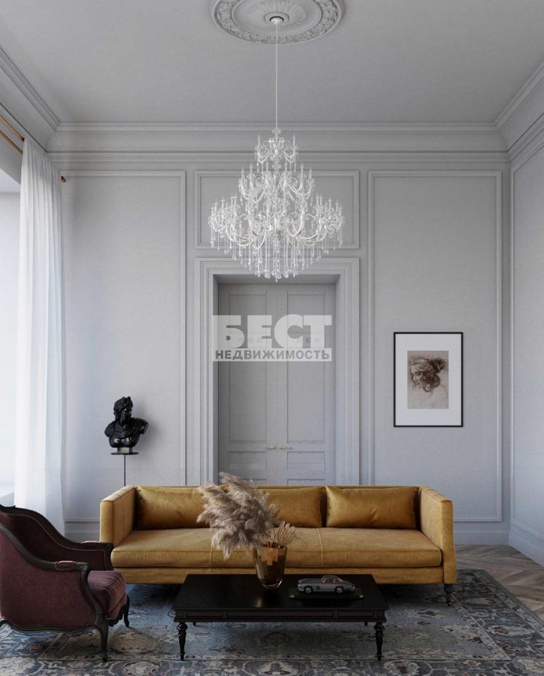 Продается 3-комнатная квартира, площадью 232.40 кв.м. Москва, улица Дмитровка Большая, дом 9с1
