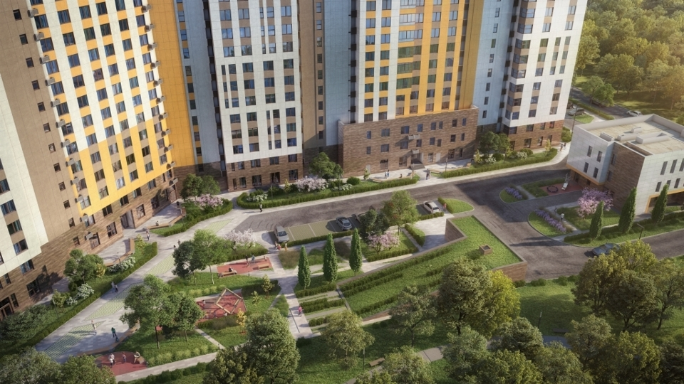 Продается 1-комнатная квартира, площадью 40.70 кв.м. Москва, Головинское шоссе, дом 11