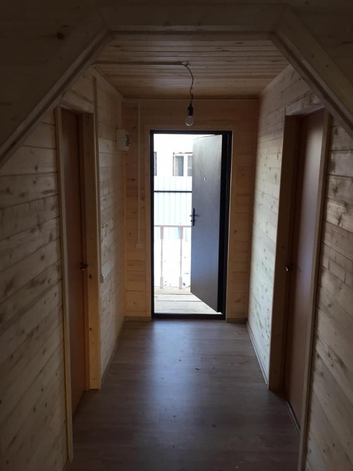 Продается дом, площадью 115.00 кв.м. Московская область, Наро-Фоминский район, деревня Порядино