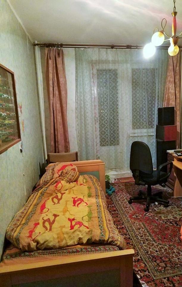 Продается 3-комнатная квартира, площадью 73.00 кв.м. Москва, микрорайон Чертаново Северное, дом 5кв