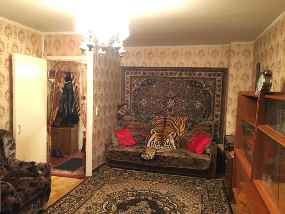 Продается 1-комнатная квартира, площадью 35.00 кв.м. Москва, переулок Ковров, дом 18