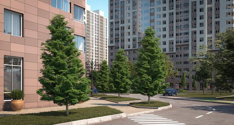Продается 1-комнатная квартира, площадью 36.60 кв.м. Московская область, город Котельники, дом 1