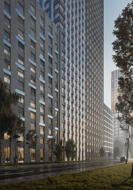 Продается 1-комнатная квартира, площадью 34.60 кв.м. Москва, Рязанский проспект, дом 26