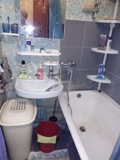 Продается 3-комнатная квартира, площадью 56.00 кв.м. Москва, город Щербинка, улица Чапаева, дом 9