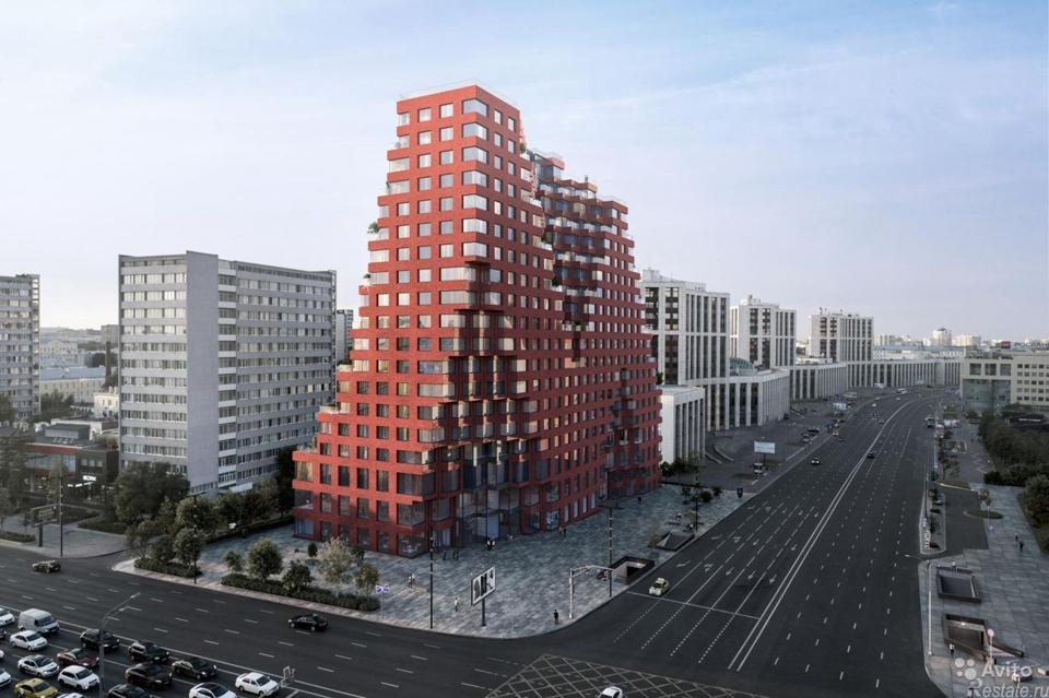 Продается 2-комнатная квартира, площадью 52.80 кв.м. Москва, Академика Сахарова проспект, дом 9