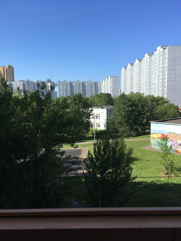 Продается 1-комнатная квартира, площадью 38.00 кв.м. Москва, улица Лобненская, дом 15к1