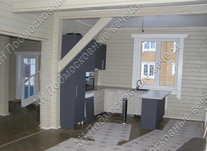 Продается дом, площадью 165.00 кв.м. Московская область, Истринский район, деревня Никитское