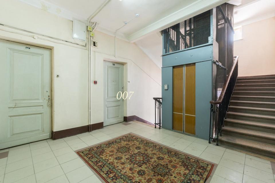 Продается 2-комнатная квартира, площадью 65.00 кв.м. Москва, Кутузовский проспект, дом 30/32