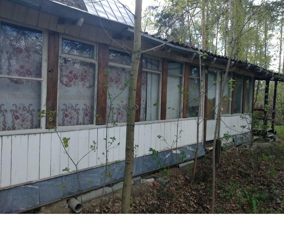 Продается дом, площадью 27.00 кв.м. Московская область, Раменский район, село Быково, улица Парковая