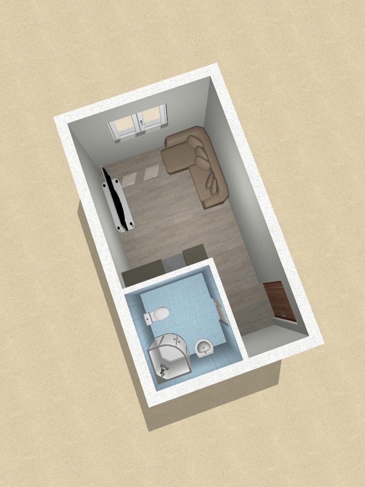 Продается 1-комнатная квартира, площадью 13.20 кв.м. Москва, Солнцевский проспект, дом 7
