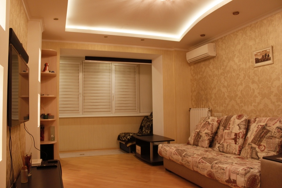 Продается 1-комнатная квартира, площадью 36.70 кв.м. Москва, переулок Самотечный 3-й, дом 23