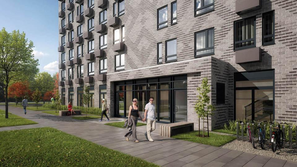 Продается 1-комнатная квартира, площадью 19.80 кв.м. Москва, Новорижское шоссе, дом ЖК Мякинино Парк