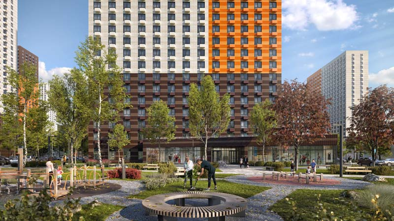 Продается 2-комнатная квартира, площадью 58.30 кв.м. Москва, улица Полярная, дом 25