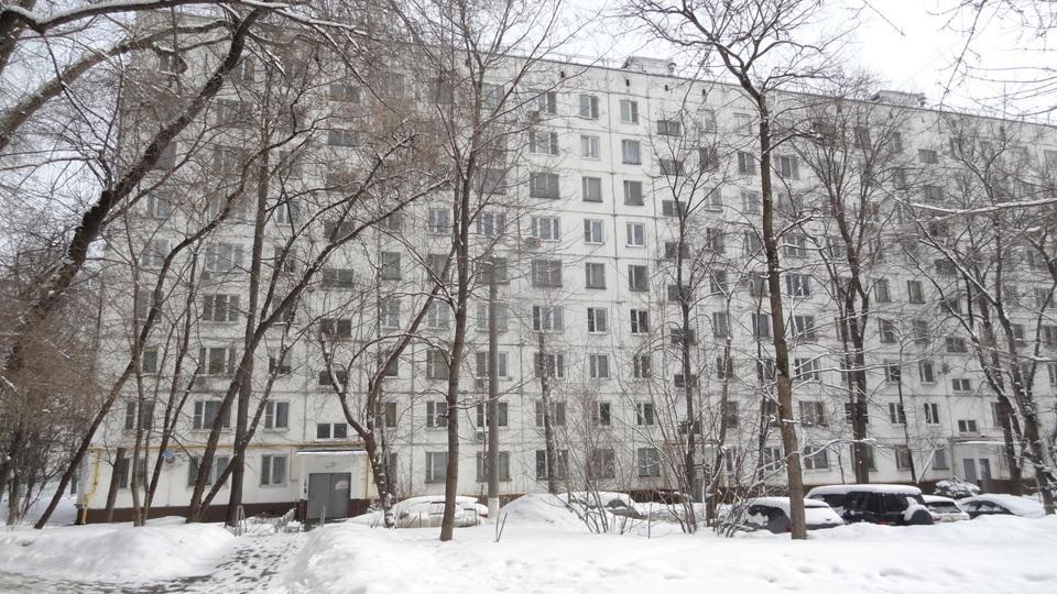Продается 2-комнатная квартира, площадью 44.00 кв.м. Москва, улица Судостроительная, дом 8к2