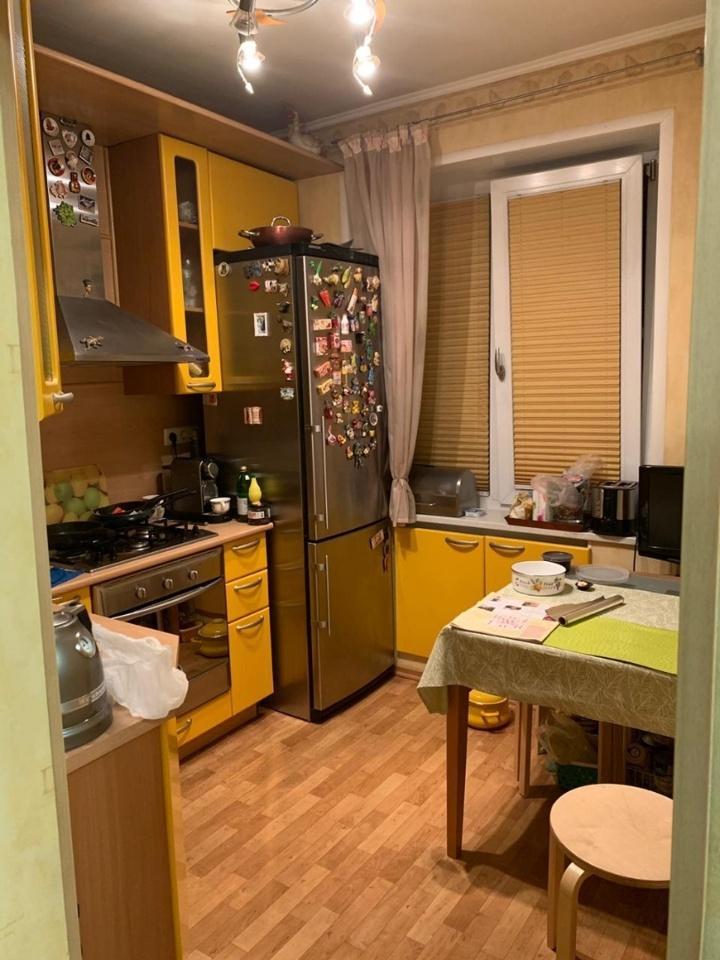 Продается 1-комнатная квартира, площадью 32.00 кв.м. Москва, улица Азовская, дом 12к2