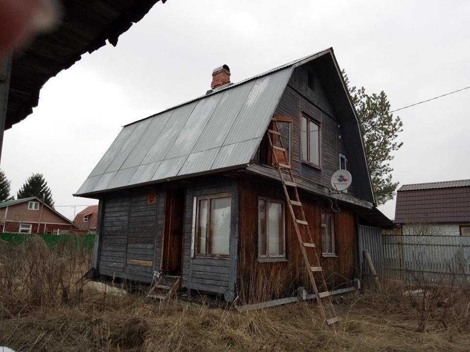 Продается дом, площадью 70.00 кв.м. Московская область, Талдомский район, деревня Кушки