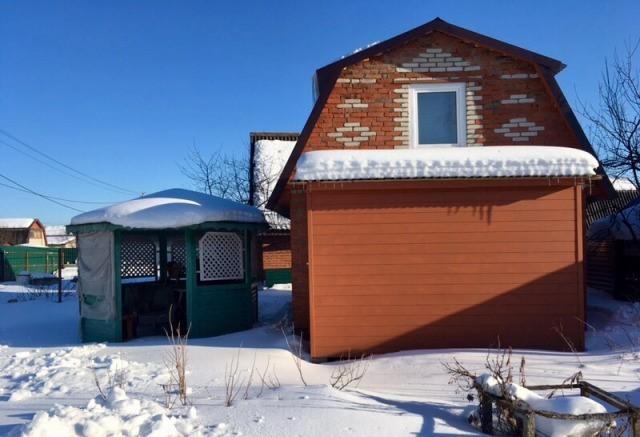 Продается дом, площадью 40.00 кв.м. Московская область, Раменский район, поселок Дубовая Роща
