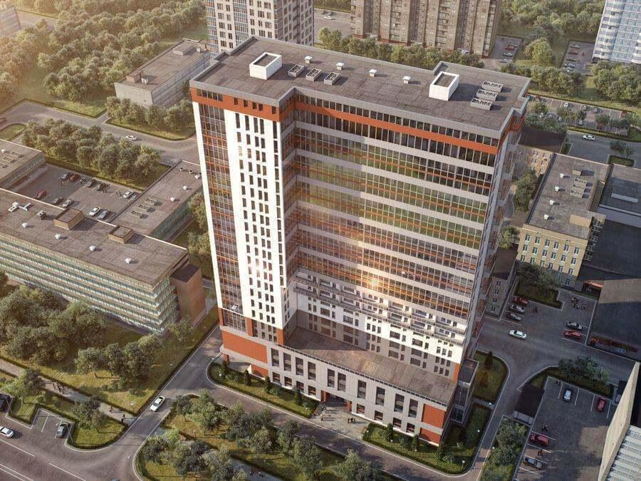 Продается 1-комнатная квартира, площадью 33.00 кв.м. Москва, улица Народного Ополчения, дом влд33