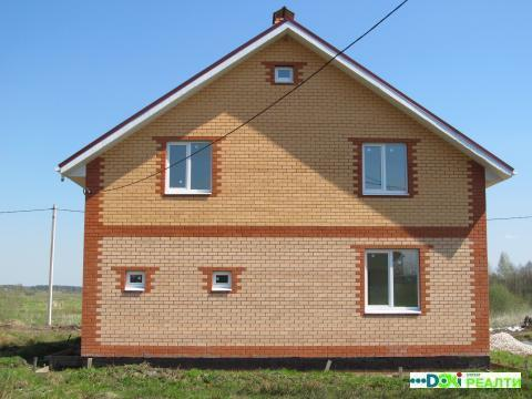 Продается дом, площадью 137.00 кв.м. Московская область, Егорьевский городской округ, деревня Клеменово, улица Полевая, дом 1