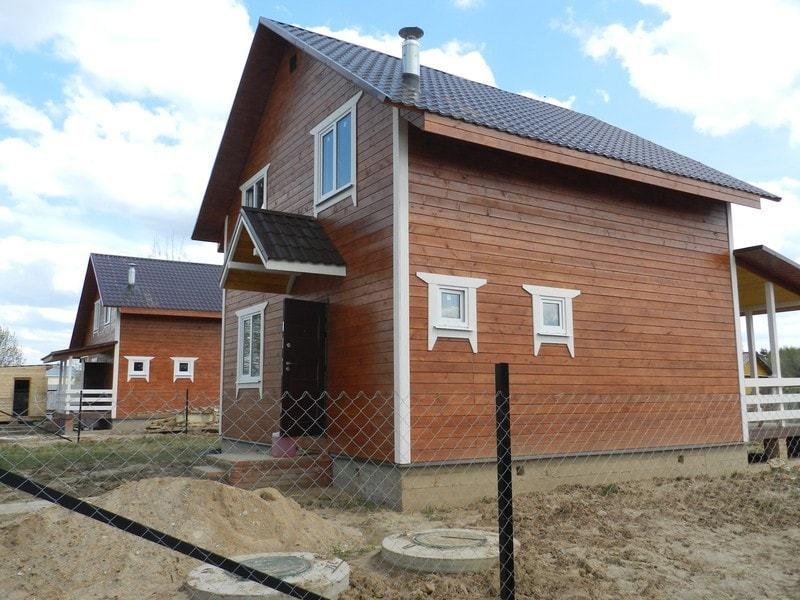 Продается дом, площадью 130.00 кв.м. Московская область, Наро-Фоминский городской округ, деревня Митяево