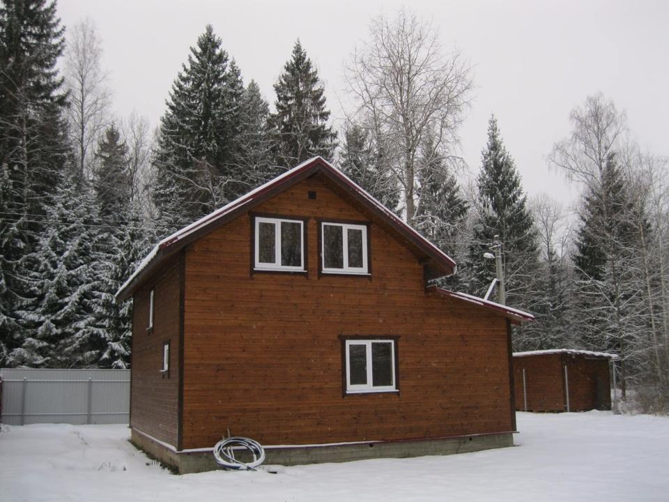 Продается дом, площадью 120.00 кв.м. Московская область, Наро-Фоминский район, деревня Порядино