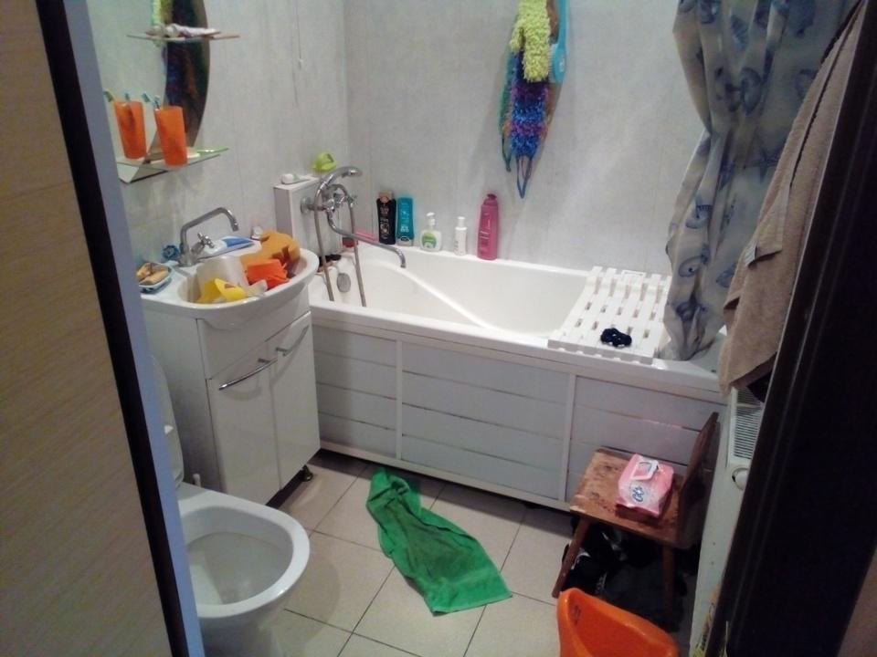 Продается 1-комнатная квартира, площадью 27.00 кв.м. Московская область, Каширский район, город Кашира, улица Свободы, дом 24