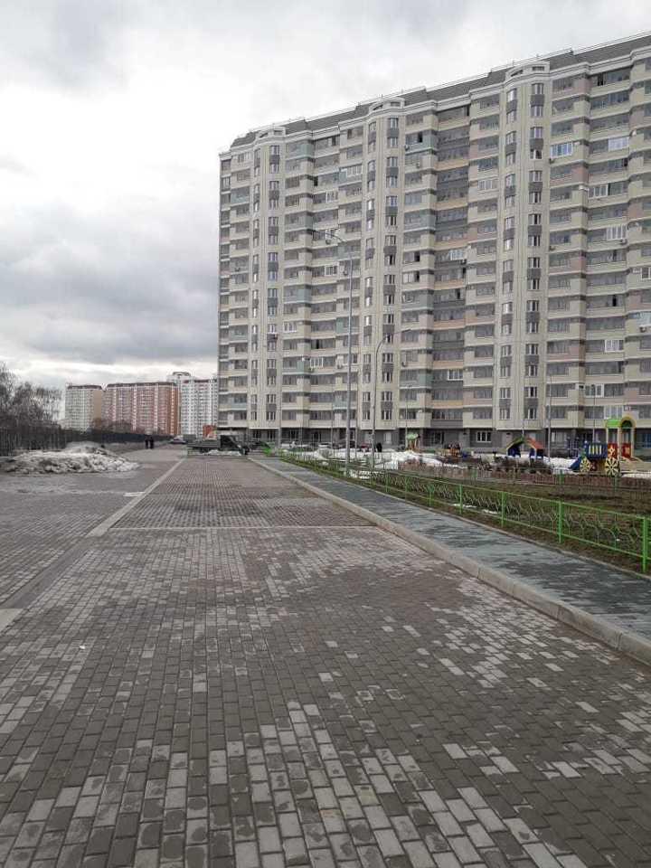 Продается 1-комнатная квартира, площадью 21.00 кв.м. Москва, улица Покровская, дом 17ак1
